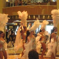 Entertainment in Atrium