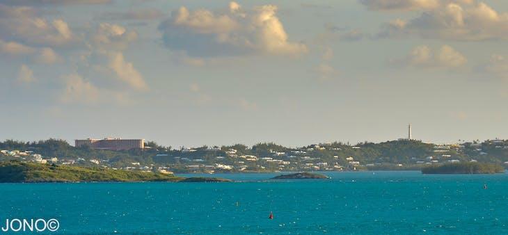 King's Wharf, Bermuda - September 30, 2017