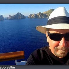 Cabo Selfie