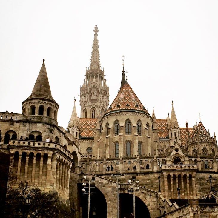Budapest - Fisherman's Bastion - Viking Jarl