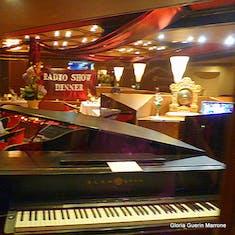 Radio Show in Pinnacle Restaurant