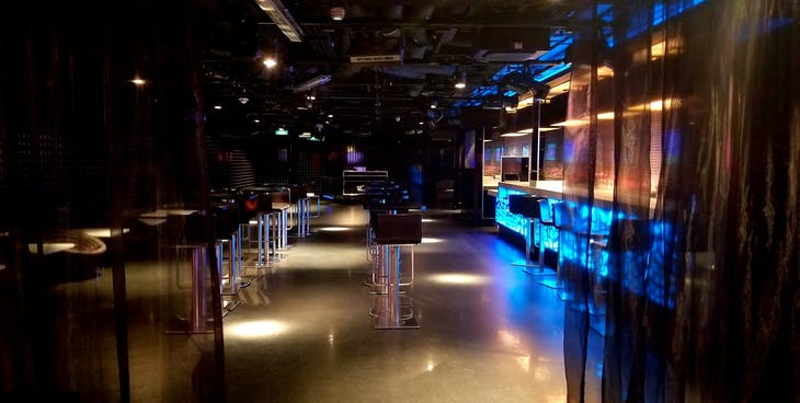 Norwegian Getaway, Entertainment, Bliss Ultra Lounge