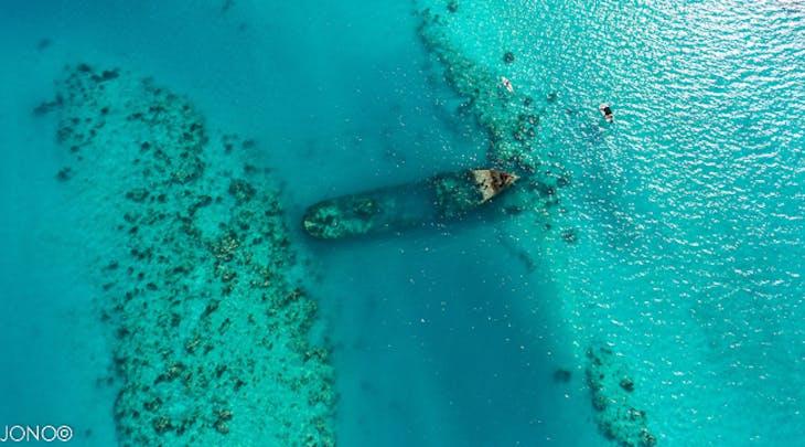 HMS Vixen - Norwegian Escape