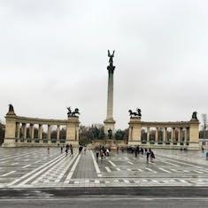 Budapst - Hero's Square
