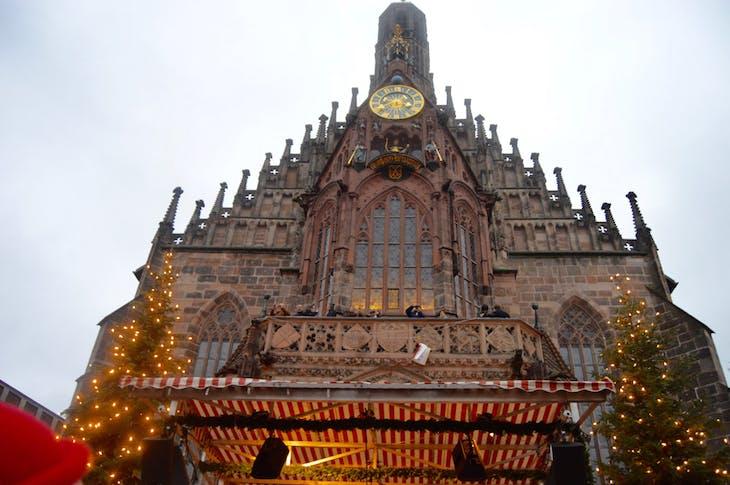 Nuremberg Catherdral - Viking Jarl
