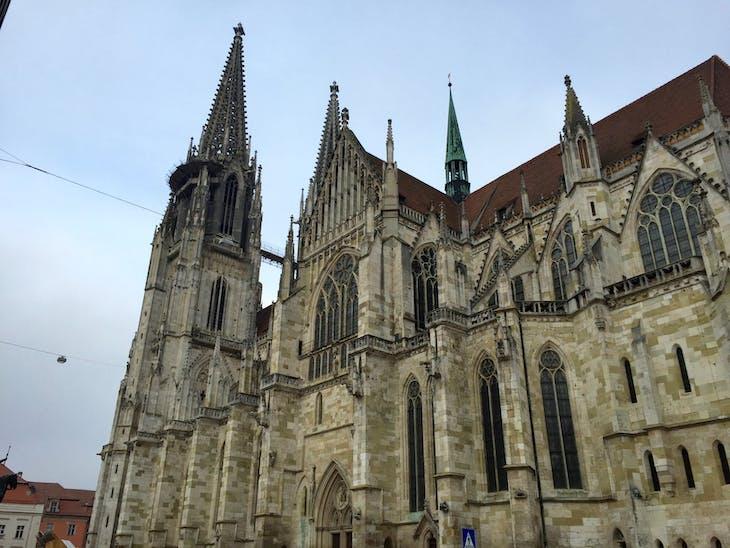 Regensburg - Cathedral - Viking Jarl