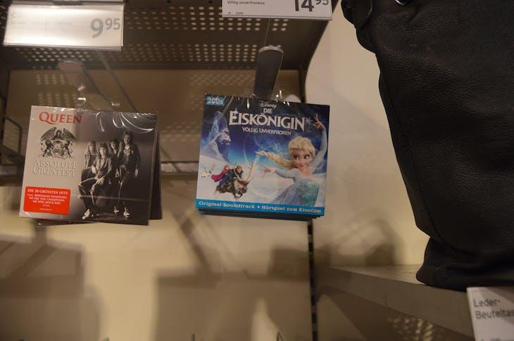 Frozen is even popular in Sharding, Austria - Viking Jarl