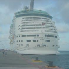Ship frontal- Explorer