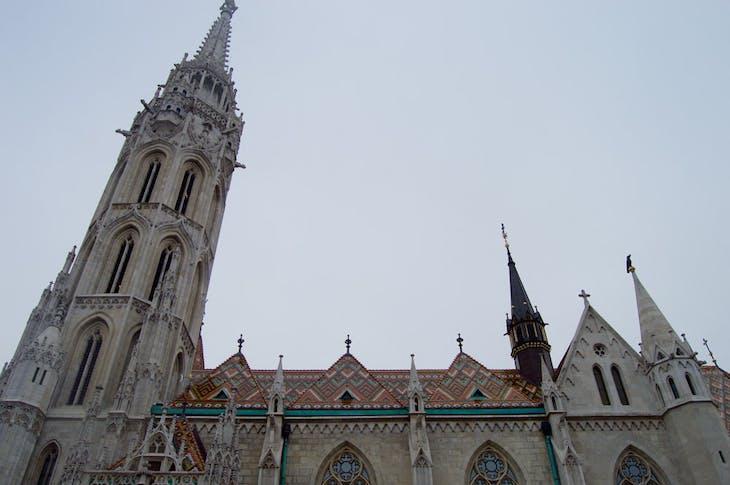 Budapest - Matthias Cathedral - Viking Jarl