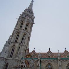 Budapest - Matthias Cathedral