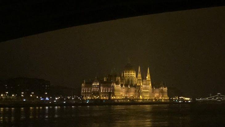Budapest - Parlament Building - Viking Jarl