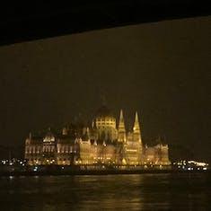 Budapest - Parlament Building
