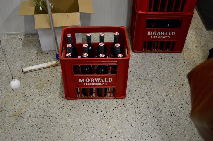 Morward Winery Packaging Plant - Viking Jarl