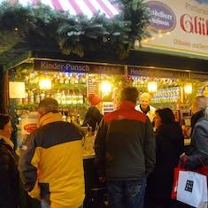Gluhwein at Nuremberg Christmas Market