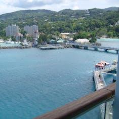 Kingston from ship