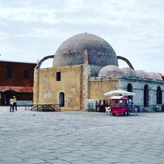 Souda (Chania), Crete - Mosque