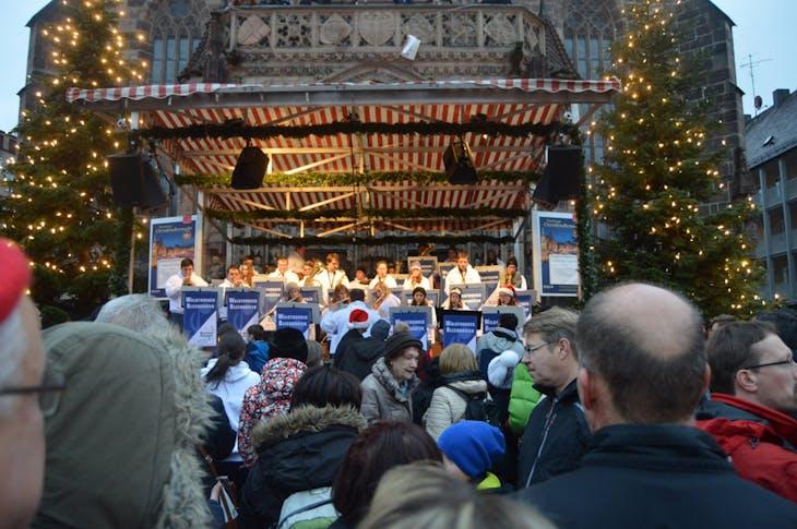 Niuremberg Christmas Market - Viking Jarl
