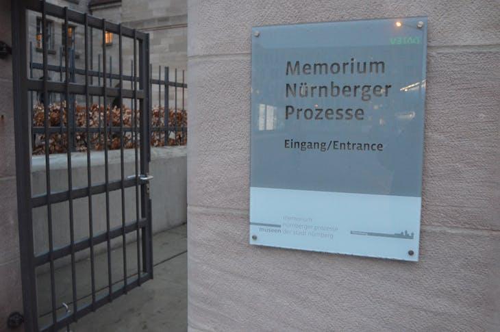 Nuremberg Courthouse - Viking Jarl