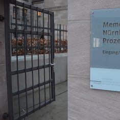 Nuremberg Courthouse