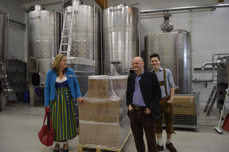 Morwald Winery - Viking Jarl