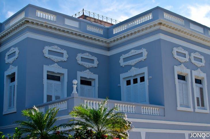 San Juan, Puerto Rico - September 15, 2013