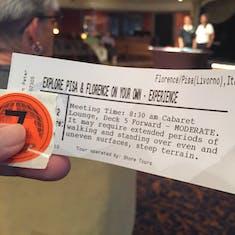 Excursion Ticket
