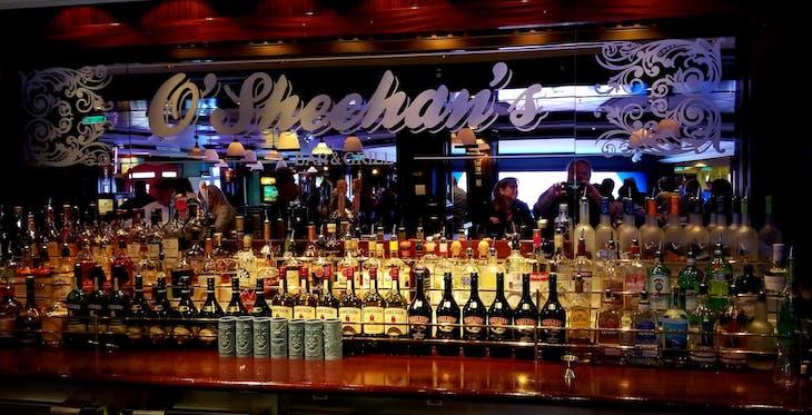 Norwegian Getaway, Dining, O'Sheehan's Neighborhood Bar and Grille