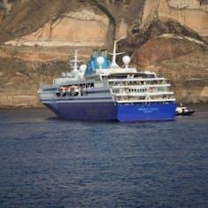 Santorini, Greece - Celestyal Cruises