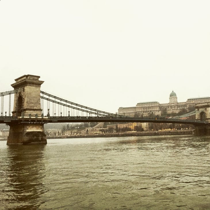Budapest Chain Bridge - Viking Jarl