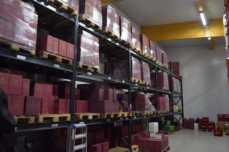 Morwald Winery Warehouse - Viking Jarl