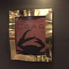 Black Crab Dining Room