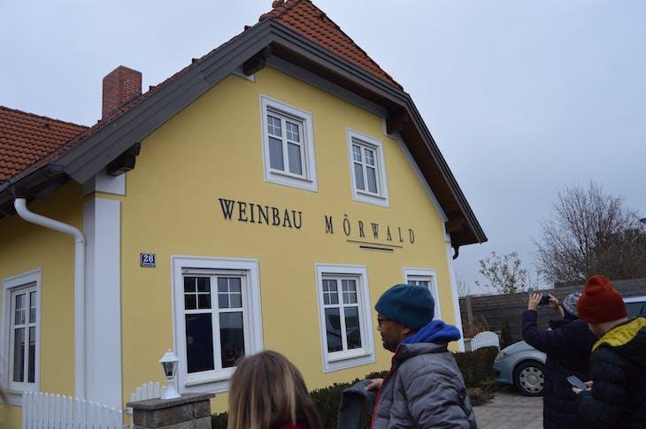 Morwald Winery in Austria - Viking Jarl