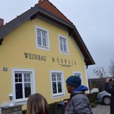 Morwald Winery in Austria