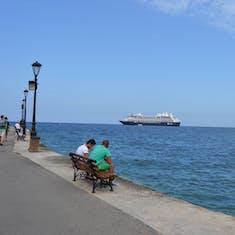 Souda (Chania), Crete - Quest