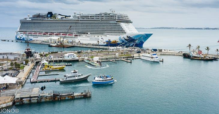 Norwegian Escape, Norwegian Cruise Line - October 13, 2019