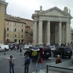 Civitavecchia (Rome), Italy - Vatican City  - Rome