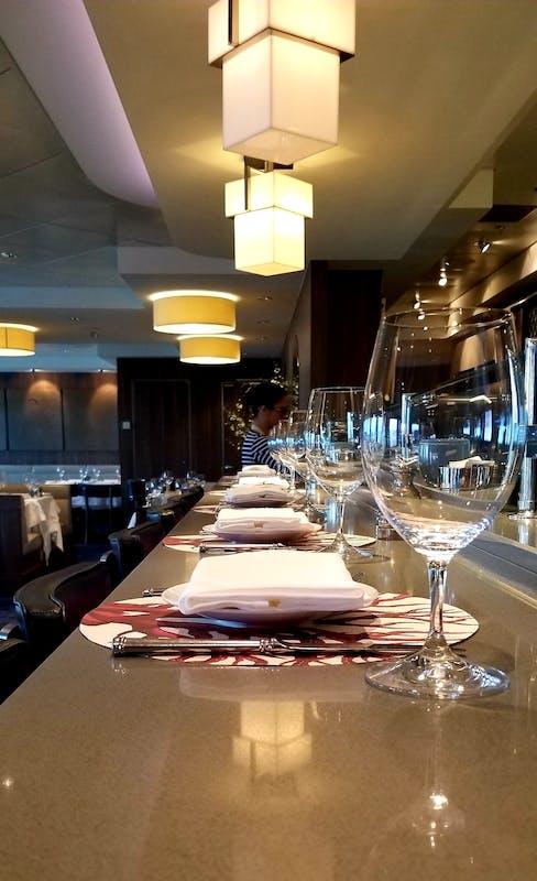 Norwegian Getaway, Dining, Wasabi