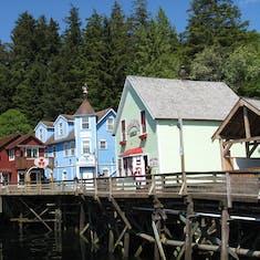 Ketchikan, Alaska - Ketchikan--You can't take a cruise to Alaska without seeing Ketchikan