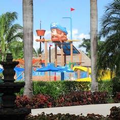 Cozumel, Mexico - Kid's area