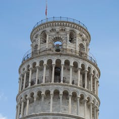 Livorno (Florence & Pisa), Italy - Court of Miracles