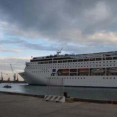 Livorno (Florence & Pisa), Italy - Costa Ship