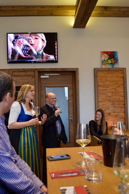 Morwald Winery Tasting Room - Viking Jarl