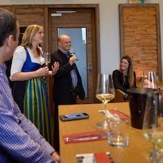 Morwald Winery Tasting Room