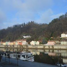 Scenic Cruising on the Danube