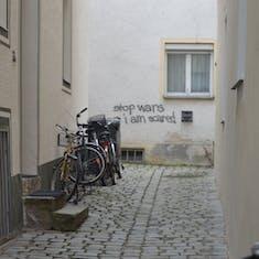 Passau - Grafiti
