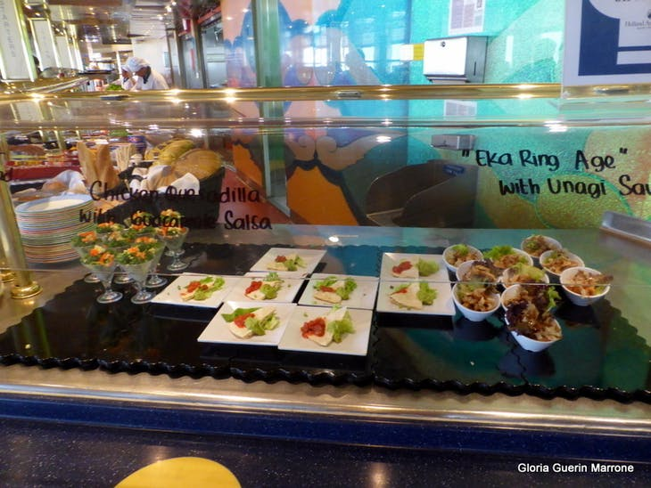 Appetizers - Lido Restaurant - Amsterdam