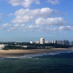 leaving Ft. Lauderdaale