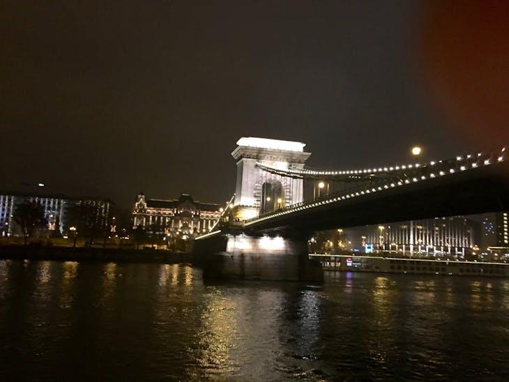 Budapest at Night - Viking Jarl