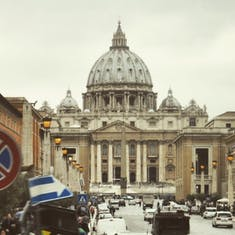 Civitavecchia (Rome), Italy - Vatican City