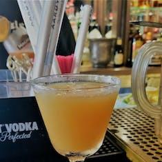 King's Wharf, Bermuda - Rum Swizzle at Swizzle Inn